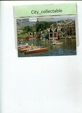 MP271 # MALAYSIA MINT PICTURE POST CARD G.W 316 * GENTING HIGHLAND LAKE SCENERY