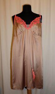 Prima Donna Strap Dress Negligée Soiree 0862710 Silk Paradies 48 New