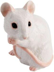 John Beswick  RSPCA The Adorables  - White Mouse JBTA7W