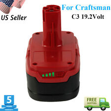 Craftsman C3 19.2v Compact Lithium Ion 2 Batteries 35709