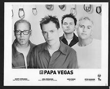 Vintage Original Ltd Edition Promo Photo 8x10 Papa Vegas Grand Rapids 1999