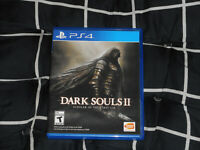 Dark Souls II: Scholar of the First Sin (Sony PlayStation 4, 2015)