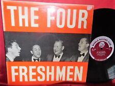 THE FOUR FRESHMEN Same LP UK 1960s MINT- Mono