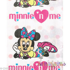 MINNIE MOUSE VINTAGE PAPER TABLE COVER ~ Birthday Party Supplies Decorations