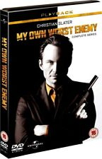 MY OWN WORST ENEMY Complete Series New 2 Dvd R4 CHRISTIAN SLATER ***