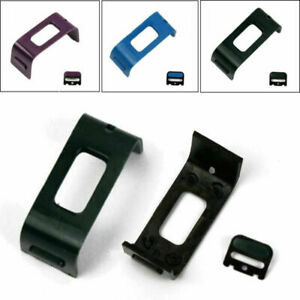For Fitbit Charge HR Button+Charging Clasp Buckle Plastic Band Clip