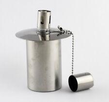 Ölbehälter aus Edelstahl für Öllampen töpfern 115 ccm
