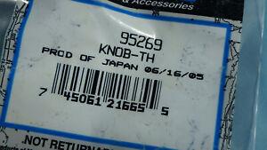 Quicksilver Throttle and Choke Lever Knob 95269 NEW