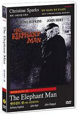 The Elephant Man (1980) / David Lynch, Anthony Hopkins / DVD, NEW