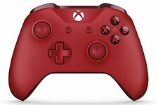 Red Xbox One S Rapid Fire Modded Controller, COD WW2 IW BO3, Destiny...
