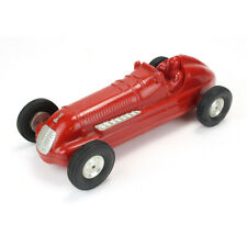 Vintage Plastic No. 1 Roadster Wind Up Toy Race Car