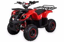 Kinder Elektro Quad S-8 Farmer mit 1000W Motor, 2-Stufen Drossel, Pocket, Cross