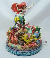 Disney enesco Showcase Arielle under the Sea Spieluhr Little Mermaid 4039073