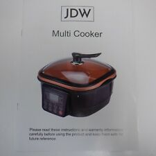18 in 1 5 Litre Digital Ceramic Multi Cooker *NEW*