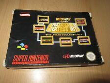 Arcades Greatest Hits Atari Collection 1 Snes