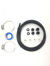 Swimming Pool Offline Chlorinator Hose Tubing Connection Kit W/ Saddle Clamps