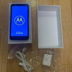 Motorola Moto E6 XT2005 16GB Navy Blue Unlocked