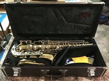 Yamaha YAS-23 Alto Sax With Accessories & Case & Stand-Made in Japan