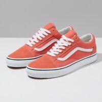 VANS Color Theory Old Skool School Coral VN0A38G1VKR1 Shoes Sneakers Summer