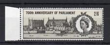 2/6 PARLIAMENT UNMOUNTED MINT + COLOUR SHIFT