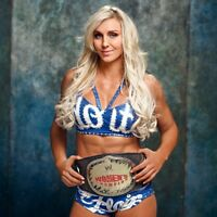 Charlotte Flair 8x10 Photo Print Wwe Superstar Raw Wrestling