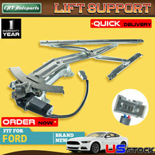 Power Window Regulator With Motor for Ford Mustang GT 1994-04 Front Left Driver