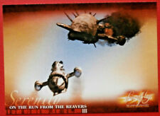 Joss Whedon's FIREFLY - Card #15 - ON THE RUN FROM THE REAVERS - Inkworks 2006