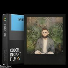 Impossible Color Film for Polaroid 600 - Black Frame Edition
