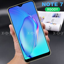 Note 7 Unlocked Smartphone Android 9.0 Cell Phone For At&T T-Mobile 16Gb Phablet
