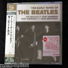 BEATLES - The Early Tapes of The Beatles - JAPAN SHM - RARE OOP