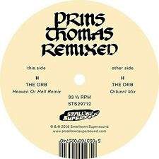 Prins Thomas - Orb Remixes [New Vinyl]