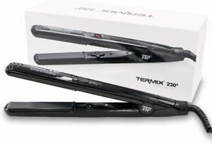 Termix 230 Black Edition - Piastra per Capelli con tecnologia in ceramica (Nero)