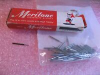 Meritone Phonograph Needles Open Box and Loose - Used Lot