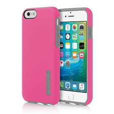 Incipio DualPro iPhone 6s/6 Dual Layer Impact-Absorbing Pink/Grey Hybrid Cover