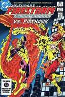 Fury of Firestorm (1982 series) #17 in VF minus condition. DC comics [*yj]