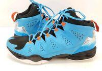 NIKE Air Jordan Melo POWDER BLUE MEN'S basketball SHOES SIZE 12 629876 407