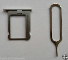 Apto Iphone 4, Iphone 4s Repuesto Original Bandeja Sim Micro Simcard Holder Nuevo