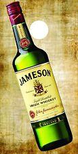 Corn Hole Graphic - Jameson Irish Whiskey (Single Graphic)