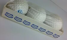 Tenneco Golf Balls Chemical Co Logo Vintage 3 Balls NEW in Package