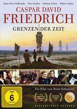 DVD * CASPAR DAVID FRIEDRICH - GRENZEN DER ZEIT # NEU OVP &
