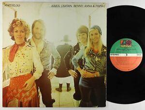 ABBA - Waterloo LP - Atlantic