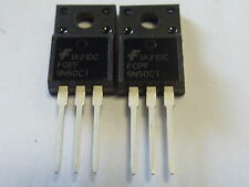 2PCS FQPF9N50 FQPF 9N50 MOSFET TO-220 - BRAND NEW- PACK OF 2