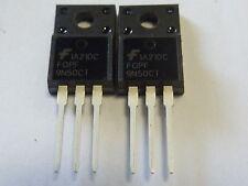 2PCS FQPF9N50 FQPF 9N50 MOSFET TO-220 - BRAND NEW- PACK OF 2