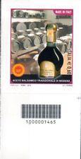 2012 Italia Repubblica Codice a Barre Made in Italy Aceto Balsamico alto destro