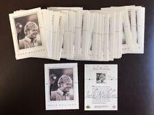 (40) 2001 Upper Deck Golf Gallery #GG1 Jack Nicklaus Golf Card Lot