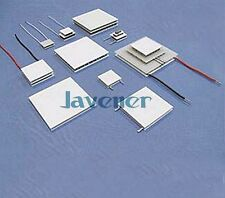 TEC2-19004 Heatsink Thermoelectric Cooler Peltier Cooling Plate Two layers