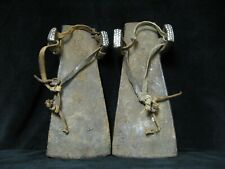 Sandales Divinatoires. Karamonjog/ Turkana.