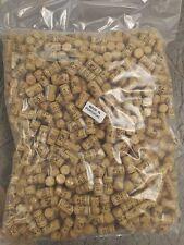 1000 - Wine Corks- 1 3/4 x 15/16 (44x24mm) Nova Cork - #9 Long