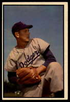 1953 Bowman Color Baseball Group 3 #101- 160 Complete Your Set-You Pick The Card