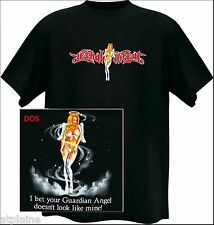 T-Shirt MC ANGEL BABE - Taille L - Style BIKER HARLEY